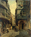 Frankfurt Am Main-Anton Burger-Judengasse in Frankfurt am Main-1883.jpg