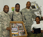 Fraternity provides a much needed donation DVIDS203006.jpg