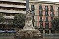 Frederic Soler Pitarra, El Barri Gòtic, Barcelona, Catalonia, Spain - panoramio.jpg