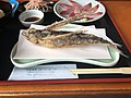Fried flying fish, Kyotango.jpg
