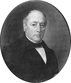 Swiss politician (1795-1867)