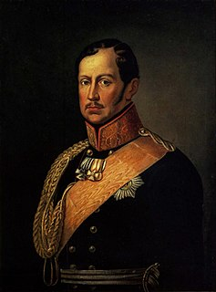 Frederick William III of Prussia King of Prussia