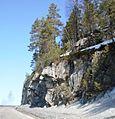 Froland IMG 1866 geology rv 41 kolhusfjell east of öyna.JPG
