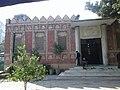 Front view of Masjid Irwin Road, New Delhi.jpg