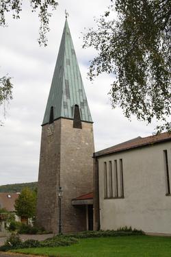 Fulda Oberrode Catholic Church Sankt Hubertus df