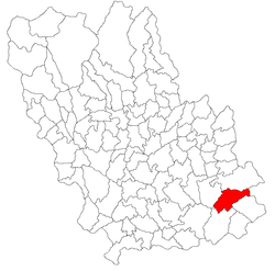 Location of Fulga