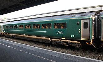 Abellio ScotRail - Image: GWR Mk 3 TS 48111 Plymouth