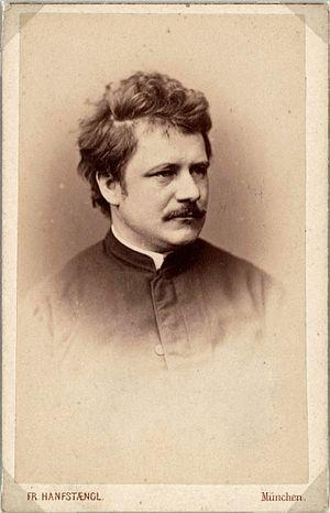 Gabriel von Max - Gabriel von Max