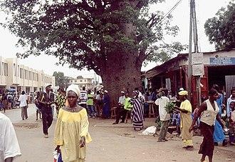 Serekunda - Image: Gambia 001 from KG