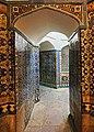 Ganjali Khan Bathhouse4, built between 1596-1621 Kerman - 4-6-2013.jpg