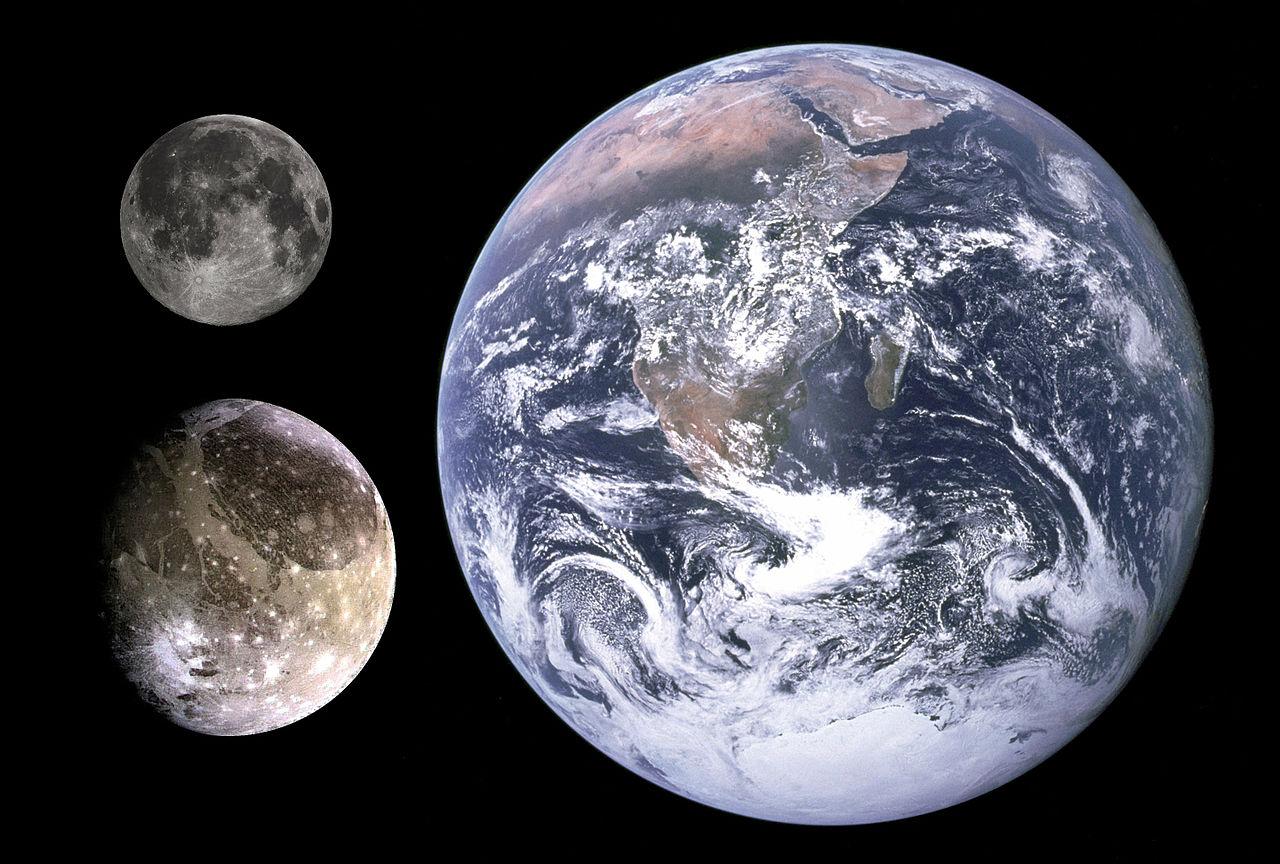 File:Ganymede, Earth & Moon size comparison.jpg ...