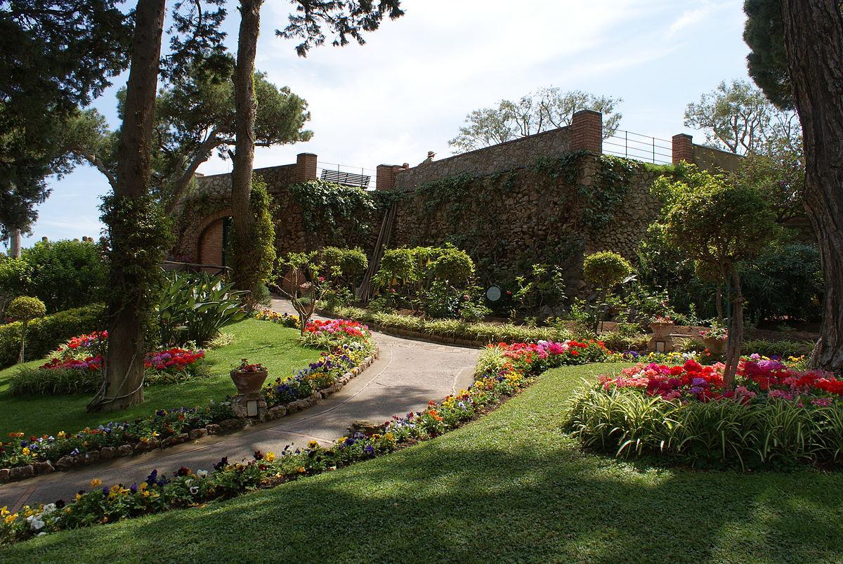 Giardini di augusto wikipedia for Progetti di giardini