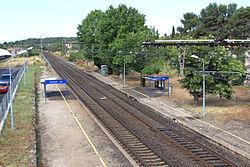 Uchaud station