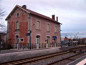 Image illustrative de l'article Gare de Marssac-sur-Tarn
