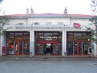 Draguignan - Les Arcs-Draguignan Station