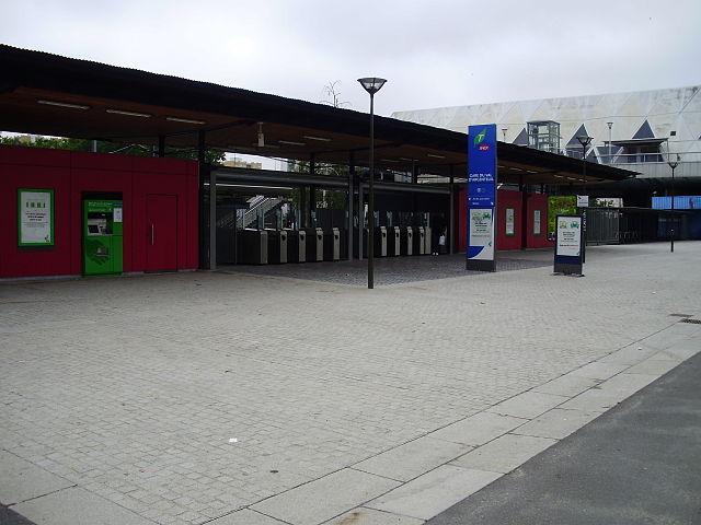 Gare du Val d'Argenteuil