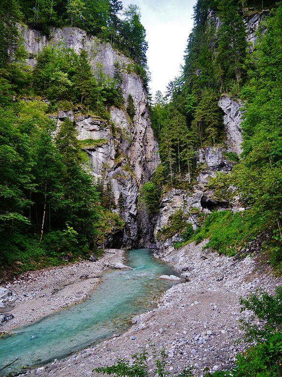 Datei garmisch partenkirchen partnachklamm 26 jpg wikipedia - Garmisch partenkirchen office du tourisme ...