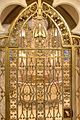 Gate entrance to Baptistry, Sacred Heart Cathedral, Newark.jpg