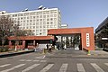 Gate of Xinhua News Agency headquarters (20210115120129).jpg