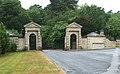 Gate piers near Speen-geograph-2126490.jpg