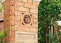 Gatepost, Belfast - geograph.org.uk - 1390984.jpg