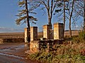 Gates to Rhives - geograph.org.uk - 277813.jpg