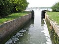 Gateway to the sea at Chichester Ship Canal - geograph.org.uk - 794474.jpg