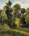 Gauguin 1885 La Lisière de la forêt II.jpg