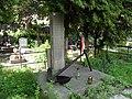 Gdańsk Cmentarz Garnizonowy - pomnik marynarzom Magdeburga.JPG