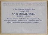 Carl Fürstenberg