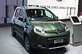 Geneva MotorShow 2013 - Fiat Panda 4X4 olive.jpg
