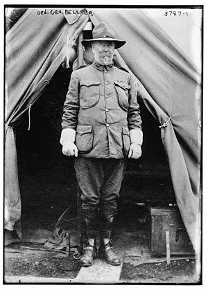 George Bell Jr. - George Bell Jr. in 1915