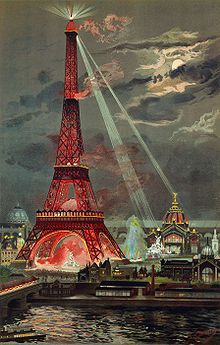Georges Garen embrasement tour Eiffel.jpg