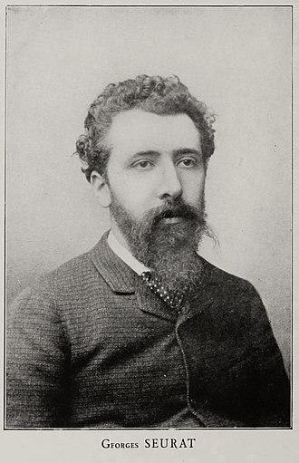 Georges Seurat - Georges Seurat, 1888