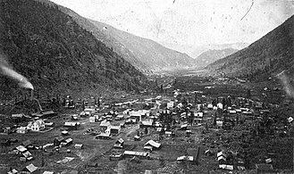 Georgetown, Colorado - Georgetown, 1867