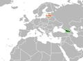 Georgia Latvia Locator.png
