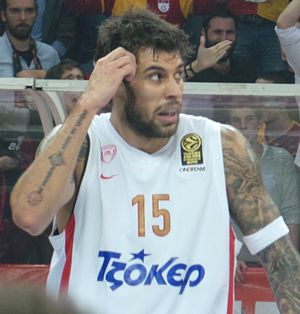 Georgios Printezis - Printezis as a member of Olympiacos in 2013