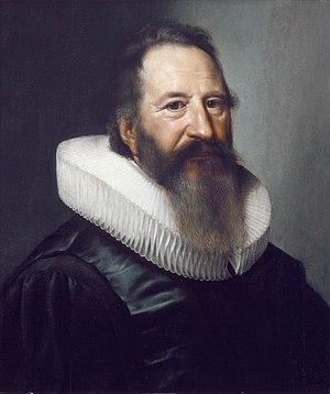Gerardus Vossius - Gerrit Johan Vossius