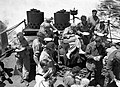 German POWs aboard HMS JERVIS off Tunisia, May 1943. A16824.jpg