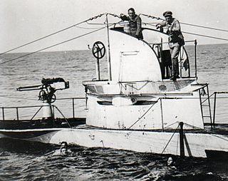 SM <i>U-27</i> (Germany) submarine