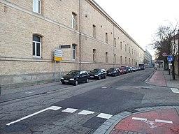 an Der Hochschule in Germersheim
