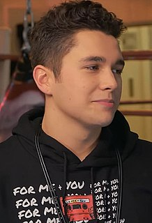 Austin Mahone American singer and songwriter