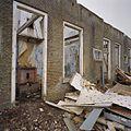 Gezicht op schouw, gezien van buiten naar binnen, tijdens werkzaamheden - Alblasserdam - 20371722 - RCE.jpg