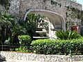 Gibraltar Referendum Gates (Southport Gates) 01.jpg