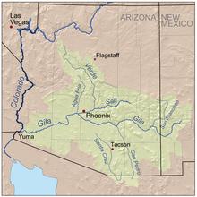 Хила (приток Колорадо) — Википедия