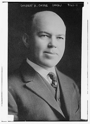 Gilbert A. Currie - Currie circa 1917