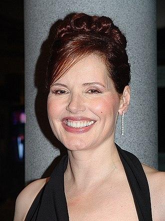 Geena Davis - Davis in 2004