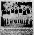 Ginnastica Roma Pallacanestro formazione 1933.png