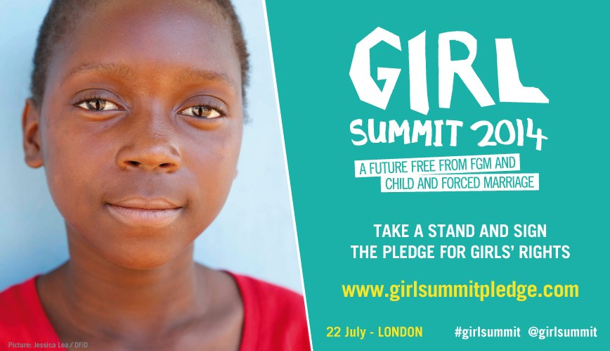 Girl Summit - 22nd July in London (14498368279)