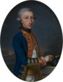 Giuseppe Benedetto, Count of Moriana - Venaria Reale.png